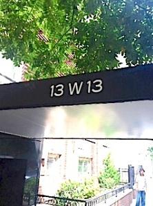 13 w 13