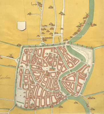 Haarlem-City-Map-1550
