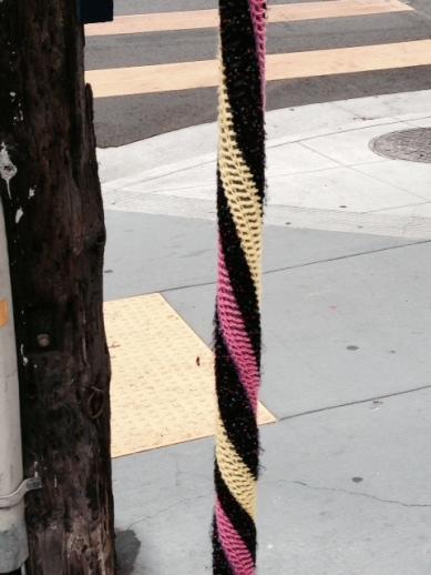 knit pole