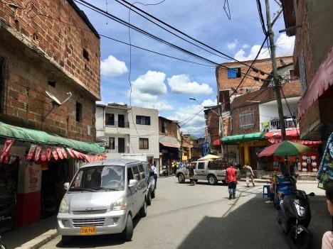 Downtown Moravia Medellin